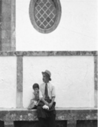 Santa Maria de Riba, 1964<br/>Gelatina de plata / Silver gelatin