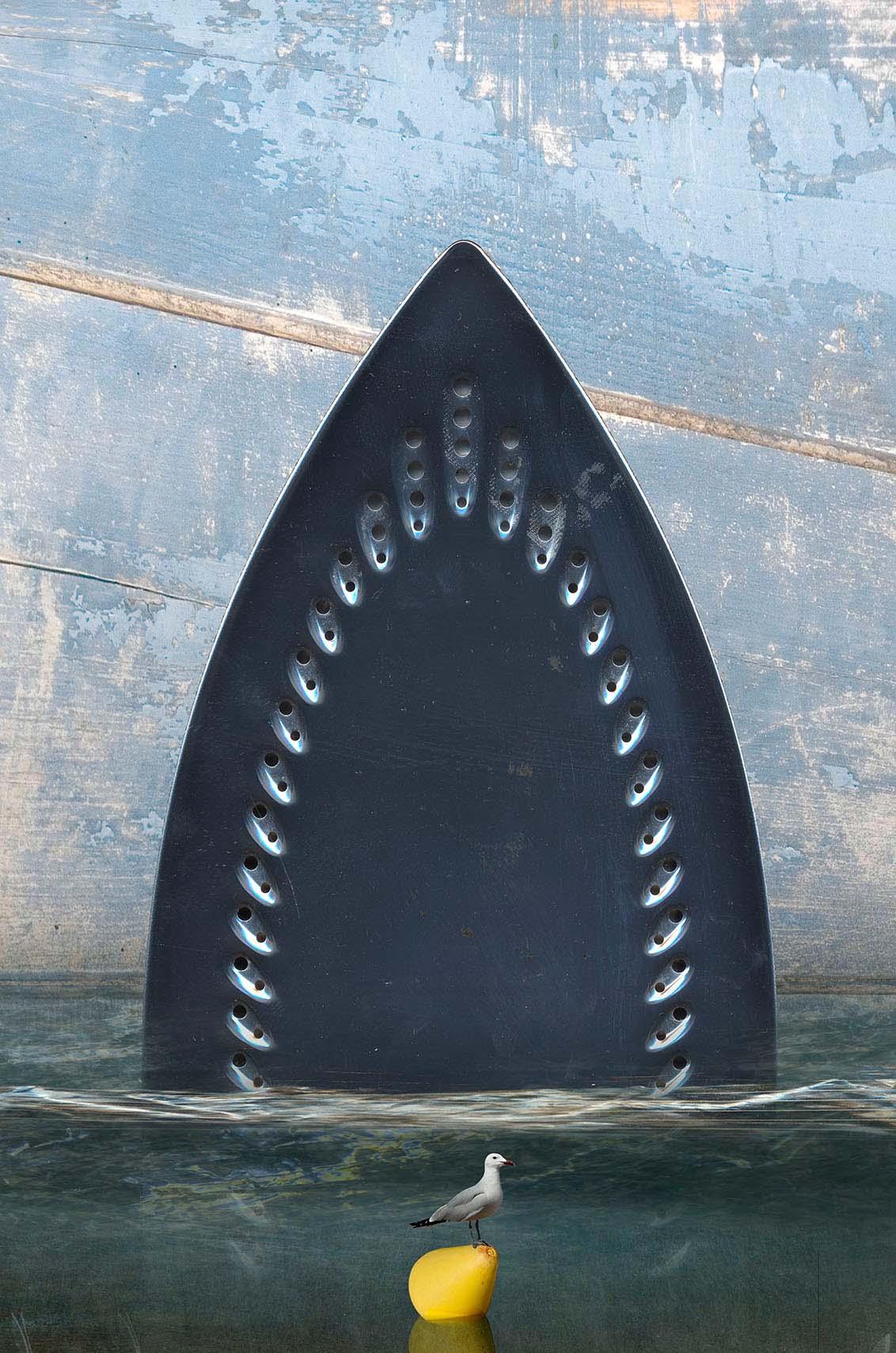 Ernesto Arroyo. Tiburón III<br/>