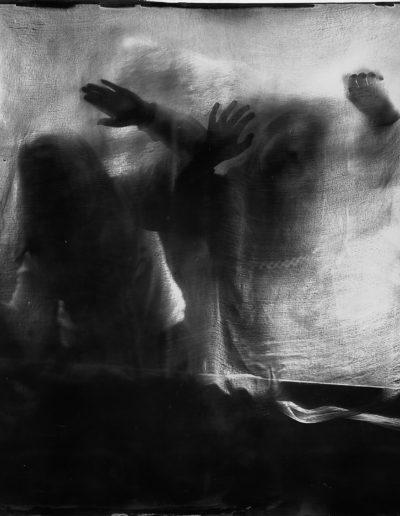 Alberto Ros. Serie Hidden Humanity.  Tras el velo<br/>