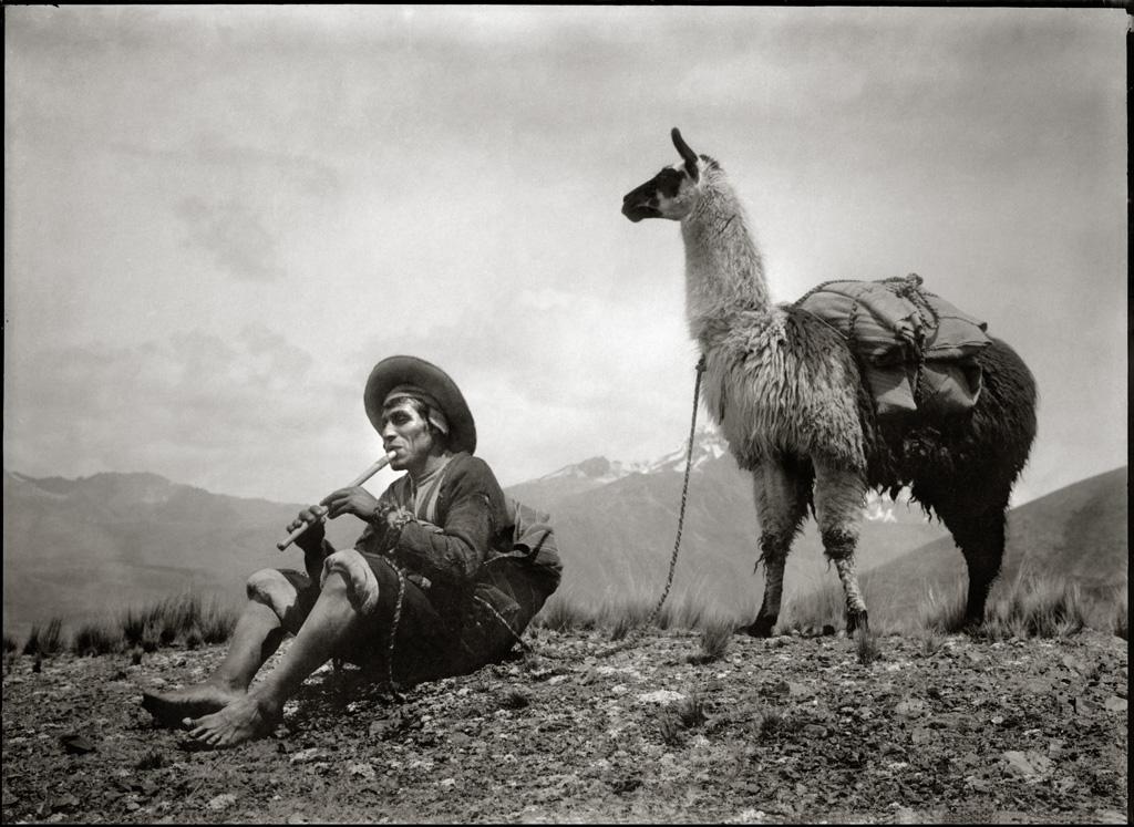 Tristeza andina, 1933<br/>