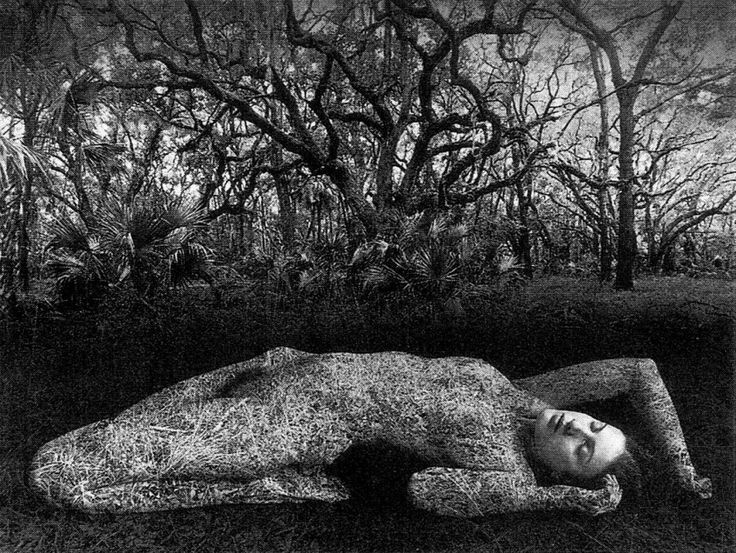 Jerry Uelsmann. Untitled, 1983<br/>Gelatina de plata con tratamiento de archivo