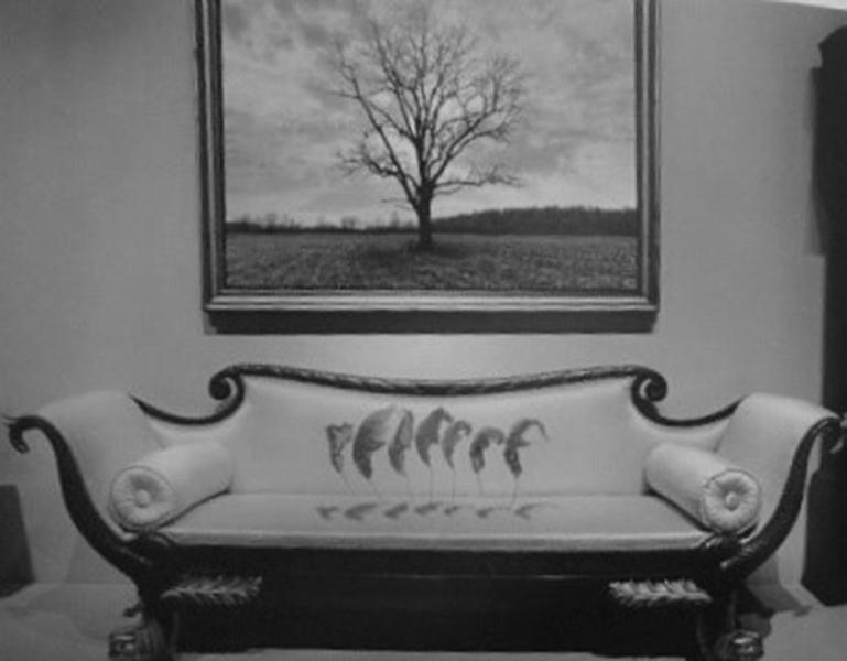 Jerry Uelsmann. Untitled, 1987<br/>Gelatina de plata con tratamiento de archivo