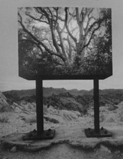 Jerry Uelsmann. Untitled, 1991<br/>Gelatina de plata con tratamiento de archivo
