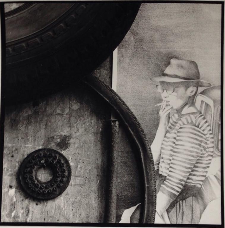 Manuel Vilariño<br/>A bout de souffle, 1984. Serie de 6 fotografías