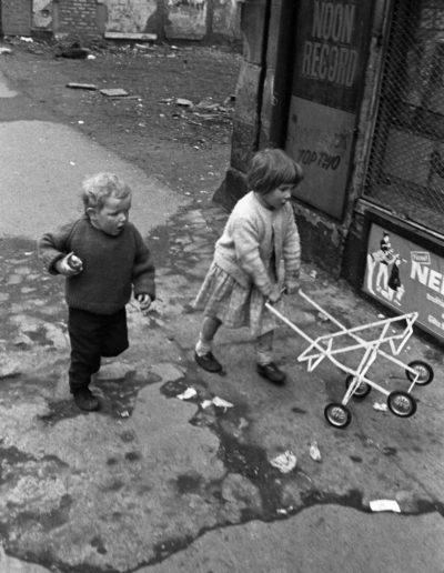 Empty Pram, 1968<br/>Gelatina de plata / Silver gelatin