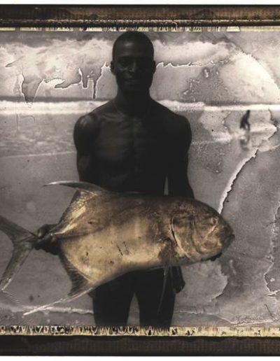 Le pecheur d'Assinie. Serie Costa de Marfil, 2000<br/>