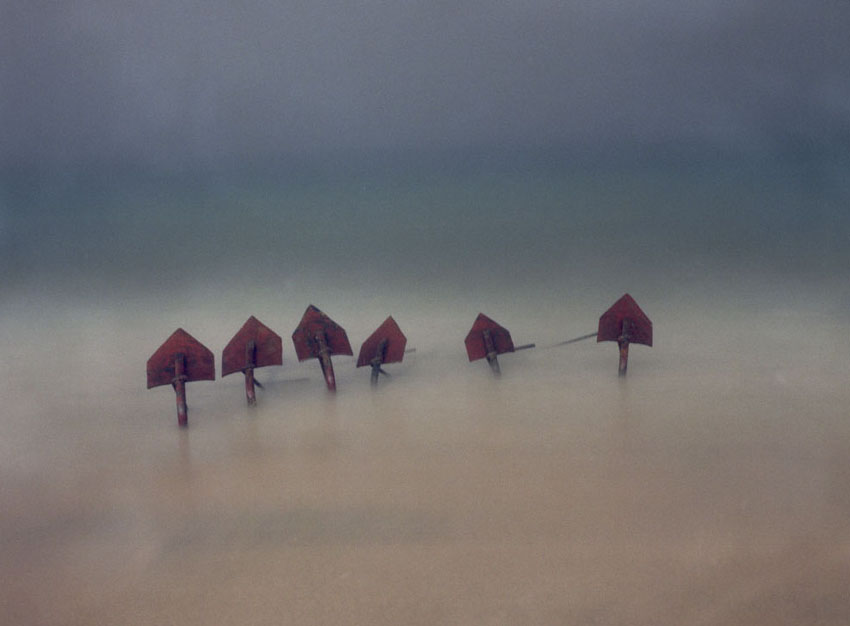 Han Sungpil. My sea<br/>
