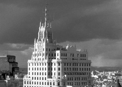 Cielos de Madrid