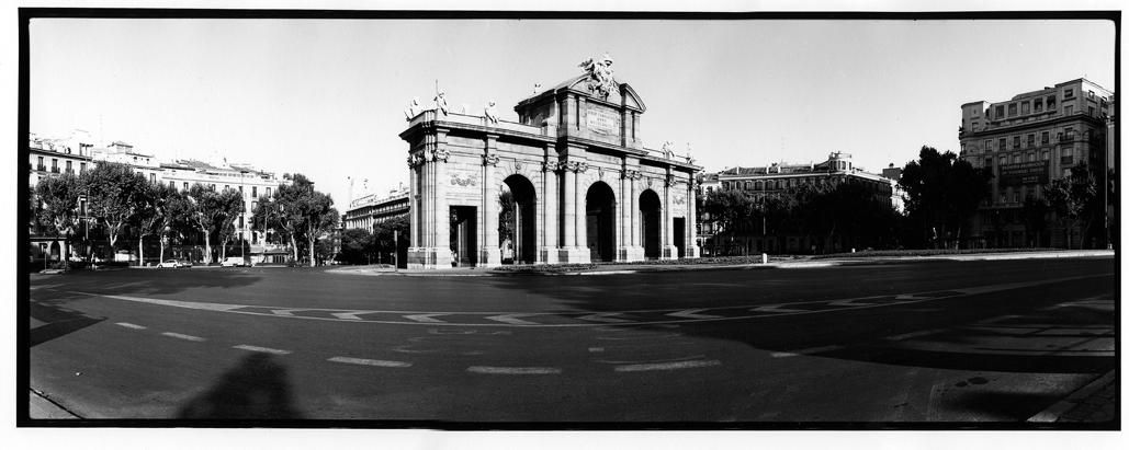 Madrid panorámico