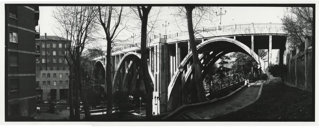 Viaducto de Segovia #219, 2009<br/>Giclée