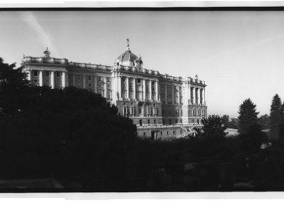 Madrid panorámica<br/>Giclée