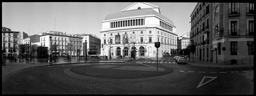 Plaza de Isabel II #235, 2011<br/>Giclée