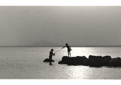 La Manga del Mar Menor. Murcia, 2000<br/>Gelatino clorobromuro al sulfuro / Sulfide chlorobromide gelatin