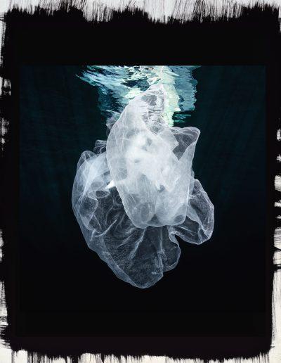 Isabel Muñoz. S/T. Serie Bajo el agua, 2017<br/>Platinotipia / Platinum
