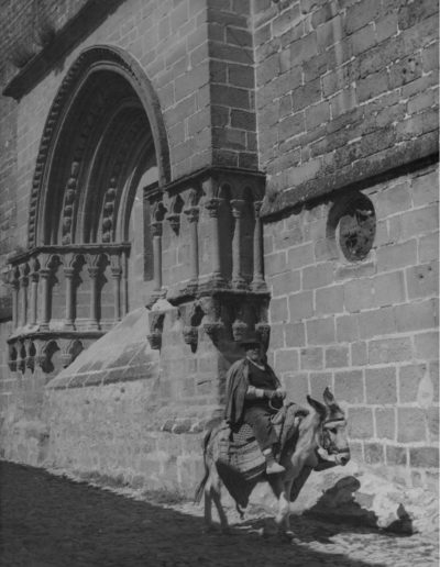 Valladolid c.a. 1950<br/>Gelatina de plata / Silver gelatin print