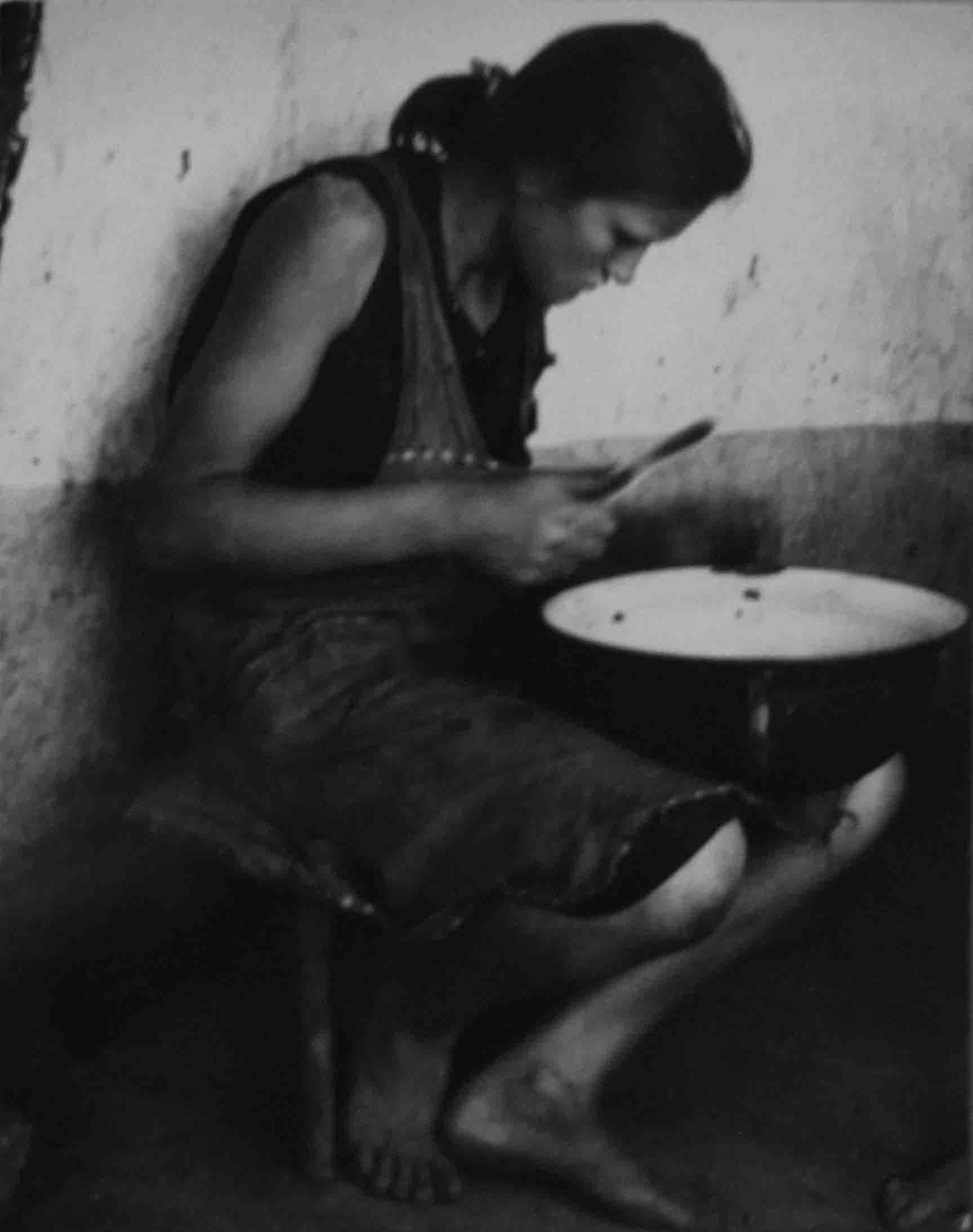 Hungría, 1936<br/>Gelatina de plata / Silver gelatin print