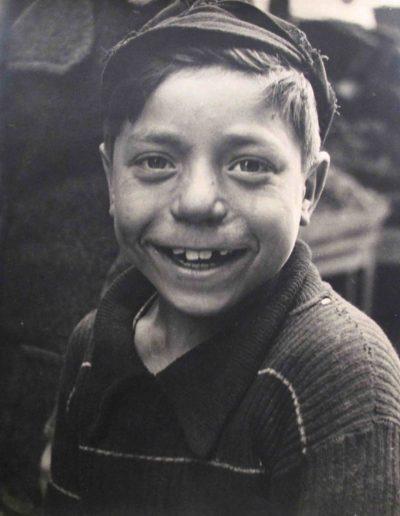 Niño con boina. Francia, 1938<br/>Gelatina de plata / Silver gelatin print