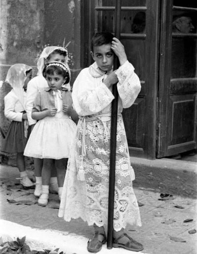 Ricard Terré. Sant Boi de Llobregat, 1958<br/>Gelatina de plata / Silver gelatin