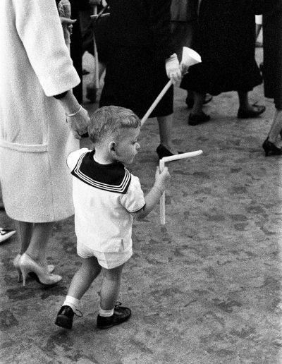 Ricard Terré. Vigo, 1958.<br/>Gelatina de plata / Silver gelatin
