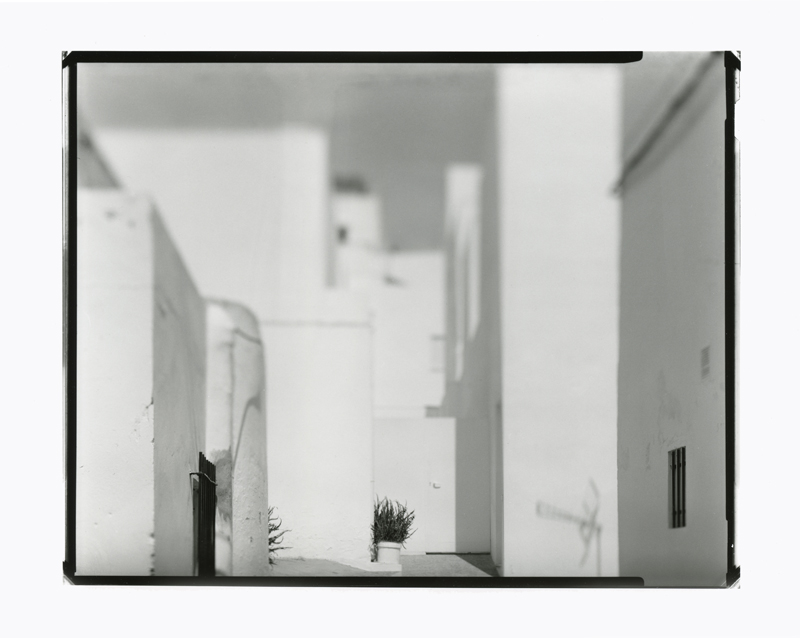 Vejer, 2011<br/>Gelatinoclorobromuro de plata / Silver gelatin print