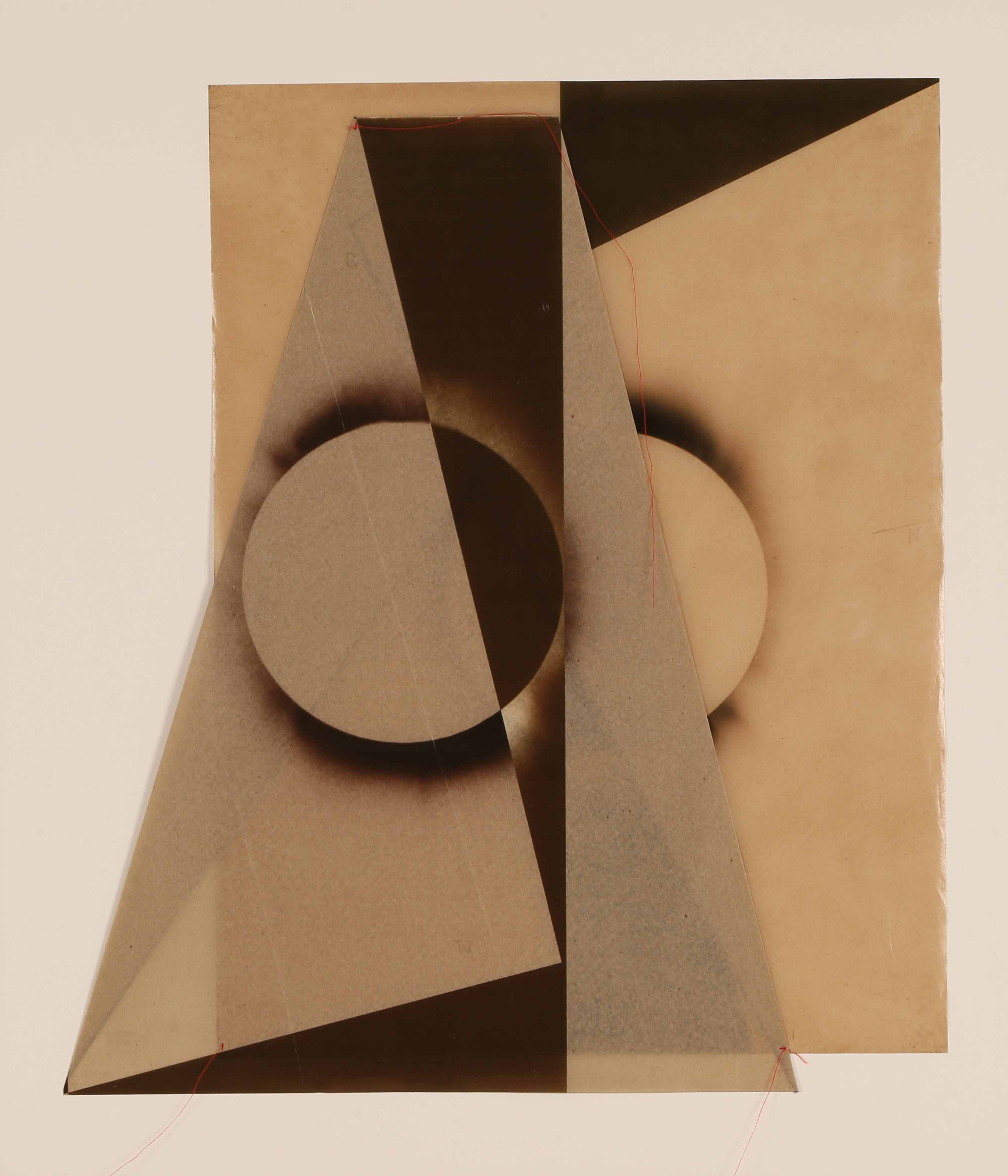 El Sol 1, 2016<br/>Impresión digital sobre papel cebolla / Inkjet print on onion paper