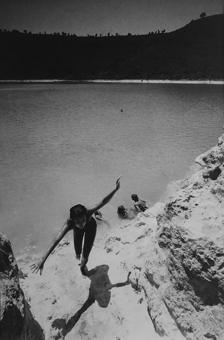 Lagunas de Ruidera, 1965<br/>Gelatina de clorobromuro de plata con tratamiento de archivo al selenio / Silver gelatine with archival selenium treatment