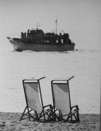 Lloret de Mar, ca. 1959 - 1965<br/>Gelatina de clorobromuro de plata con tratamiento de archivo al selenio / Silver gelatine with archival selenium treatment