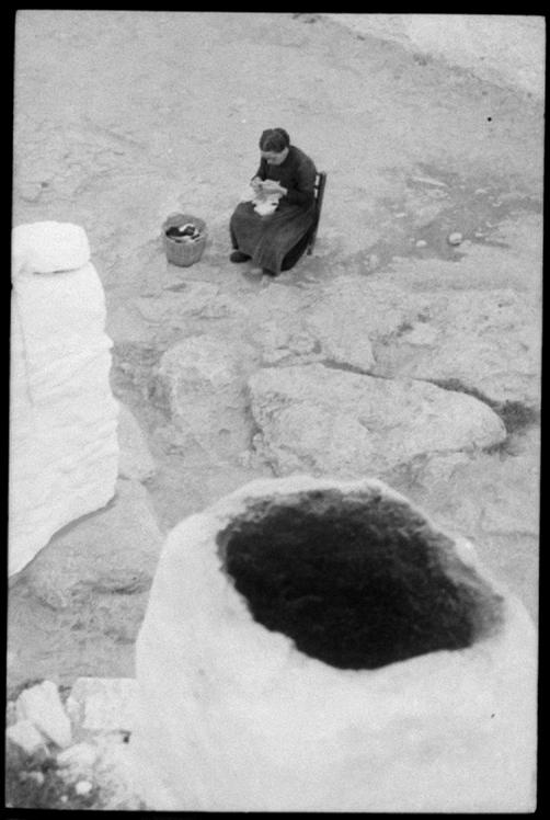 La Mancha, 1960<br/>Gelatina de clorobromuro de plata con tratamiento de archivo al selenio / Silver gelatine with archival selenium treatment