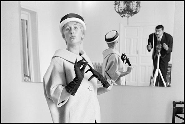 Madrid, 1963<br/>Gelatina de clorobromuro de plata con tratamiento de archivo al selenio / Silver gelatine with archival selenium treatment