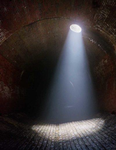Sewer - Philadelphia, PA<br/>Impresión digital sobre papel Kodak Endura