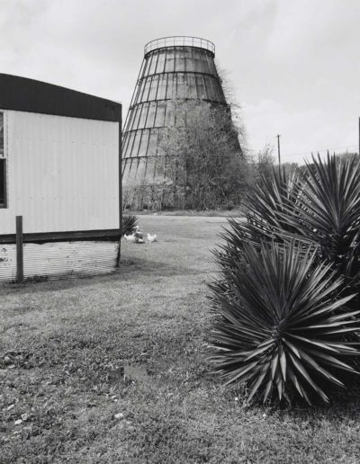 Storage Tank and House - Cary, MS 1998<br/>Impresión digital