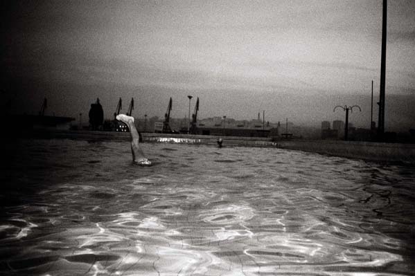 Nadar, 1989<br/>Gelatina de plata / Silver gelatin