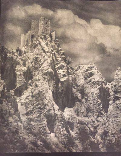 Andalucía, 1947<br/>Carbón directo / Direct charcoal
