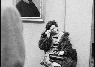 Ramón Masats. Museo del Prado, Madrid, 1963<br/>Gelatina de plata