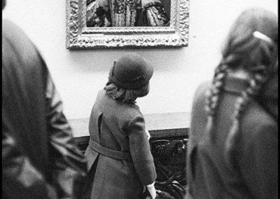 Ramón Masasts. Museo del Prado, Madrid, 1963<br/>Gelatina de plata