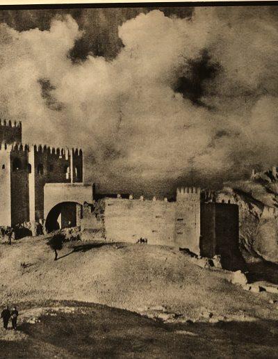 José Ortiz-Echagüe Velez Polanco, 1940<br/>Carbón directo (Fresson) realizado por José Ortiz-Echagüe