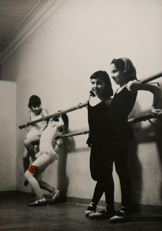 Ricard Terré. Ballet, 1956<br/>Gelatina de plata