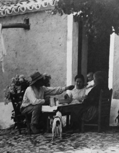 Bartolome Ros. Campesinos, 1929<br/>Gelatina de plata