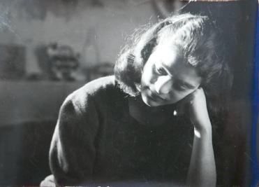 Ricard Terré. Flamenco, Retrato de la Chunga, 1956<br/>
