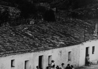 Eugeni Forcano. Las dos moradas, 1962<br/>Gelatina de plata