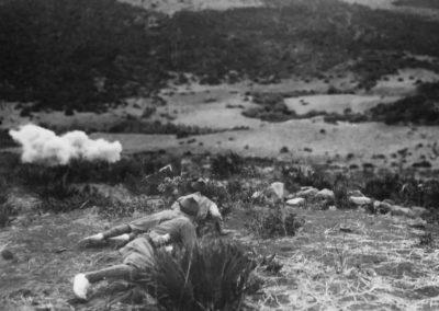 Bartolome Ros. Legionarios, Maniobras, Tetuán, 1927<br/>Gelatina de plata