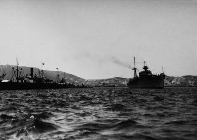 Bartolomé Ros.Puerto de Ceuta, ca 1926<br/>Gelatina de plata