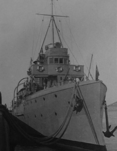 Bartolomé Ros. Puerto de Ceuta. ca. 1925-1926<br/>Gelatina de plata