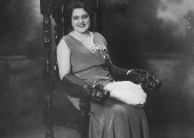 Bartolome Ros. Rosa Amador Sánchez, ca 1932<br/>Gelatina de plata