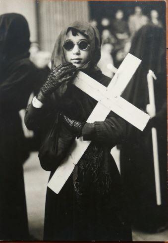 Ricard Terré. Semana Santa, 1957<br/>Gelatina de plata
