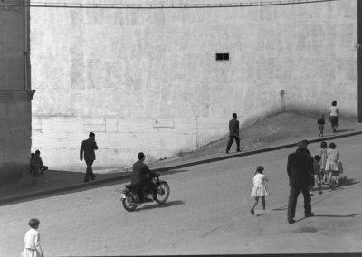 Madrid, 1957. 1959-65<br/>Gelatina al clorobromuro de plata con tratamiento de archivo al selenio / Silver gelatine with archival selenium treatment