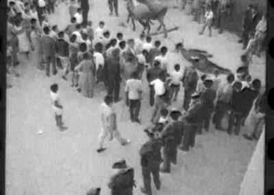 Arcos de la Frontera Cadiz, 195965<br/>Gelatina al clorobromuro de plata con tratamiento de archivo al selenio / Silver gelatine with archival selenium treatment