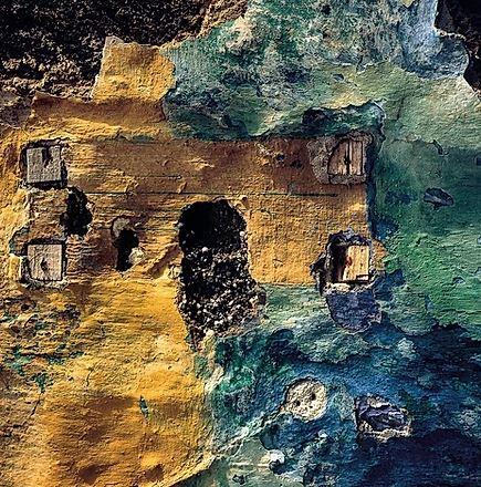La Chanca, 1965<br/>Impresión de tintas de pigmento / Inkjet print