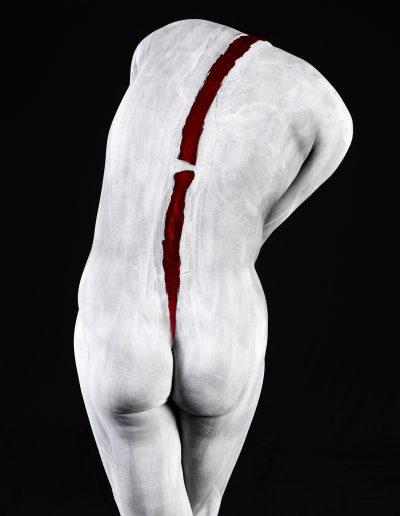 Isabel Muñoz. Untitled, Japan Series, 2018<br/>Platinum. 80 x 60 cm