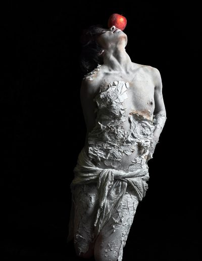 Isabel Muñoz. Untitled, Japan Series, 2018<br/>Platinotipia / Platinum